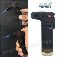 butane torch won t light eagle jet torch gun lighter adjustable flame windproof butane