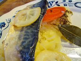 comment cuisiner le maquereau frais maquereaux marinés au muscadet du miel et du sel