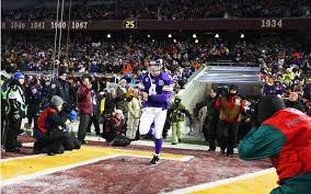 vikings unlikely to host monday or thursday home in 2014