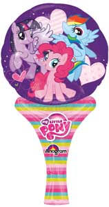 my pony balloons air fill my pony balloons