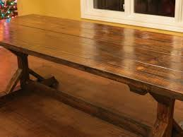 Farm Table Dining Room Dining Tables Distressed Farmhouse Table Rustic Farmhouse End