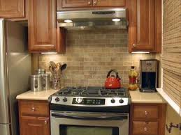 dashing kitchen how to install a brick backsplash together with
