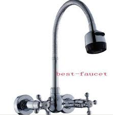 Kitchen Spring Faucet Spring Pull Down Faucet Ebay