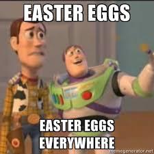meme toys story easter egg