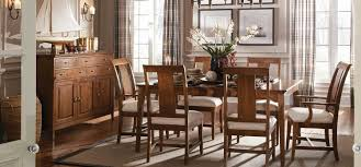 cherry dining room set cherry park collection by kincaid furniture