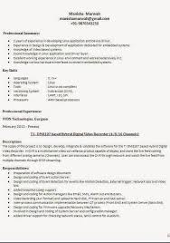 Software Skills For Resume Different Formats For Resumes 1 Targeted Resume Format Uxhandy Com