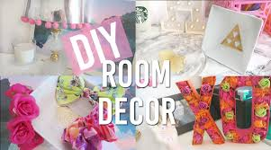 Bedroom Decor Diy Pinterest by Diy Spring Room Decor Pinterest And Inspired Youtube