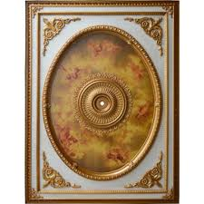 Bronze Ceiling Medallion by Architectural Ceiling Medallions World Of Decor