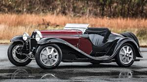 vintage bugatti first bugatti type 55 roadster will be auctioned in scottsdale