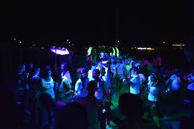 glow in the dark scorpions at neon splash dash bulwark 2017