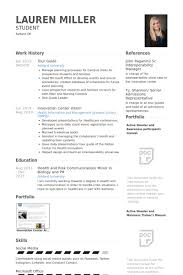 Example Of Resume With References by Remarkable Tour Guide Resume 77 On Sample Of Resume With Tour