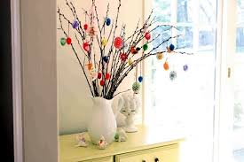 take a small tree own easter eggs 21 decorating ideas for easter