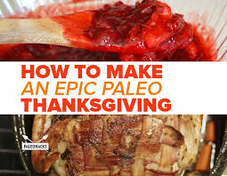 73 best paleo thanksgiving recipes images on