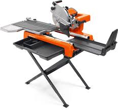 wet tile saw job site wet tile sawr4020 the home depot tile