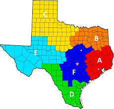 Tx State Map by File Texas Ranger Division Companies Map Png Wikimedia Commons