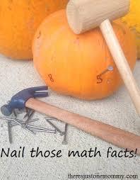 montessori monday 20 pumpkin hammering activities for preschoolers