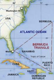 map usa bermuda the bermuda s triangle