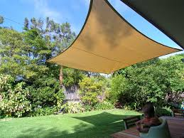 Shade Ideas For Patios A Review Of Coolaroo Shade Sails For Backyards Patios Spot