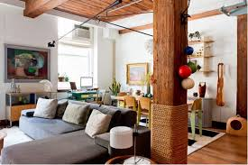 Interior Home Columns 21 Creative Ways With Load Bearing Columns