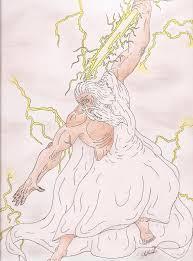 zeus greek god of lightning picture zeus greek god of lightning image
