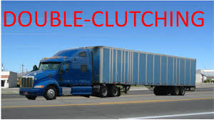 semi truck double clutching transmission shift commercial semi truck axleaddict