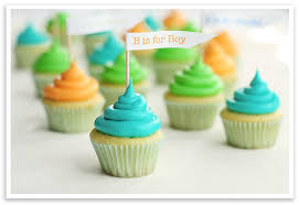 cute cream cupcake ideas baby shower baby shower ideas gallery