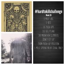 Can Challenge Kill You To Kill Challenge Stay The Course Industries Fitness