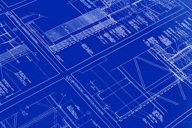 House Blueprint 28 Blueprint For Houses House Blueprint Royalty Free Stock
