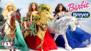 2016 holiday barbie collection breyer woodland splendor u0026 2
