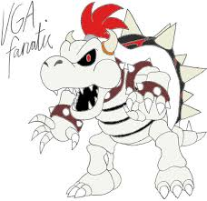 dry bowser coloring pages cheap super mario and yoshi fly