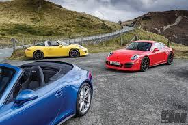 porsche 911 carrera gts porsche 991 carrera gts super test coupe cabriolet targa