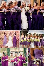 best colors with purple top 10 colors for bridesmaid dresses tulle chantilly wedding blog