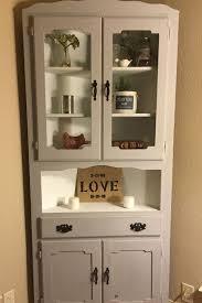 antique white corner cabinet 14 best wood projects images on pinterest corner hutch corner