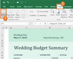 layout view zoom making excel view types work for you tutorial excel 2016 learn