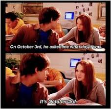 October 3 Meme - mean girls 2003 movie quotes meangirls meangirlsquotes mean