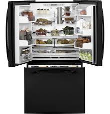 ge profile energy star 20 8 cu ft french door refrigerator
