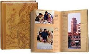 photo albums with memo area buy eco paper antique map album holds 300 4x6 4x12 photos w memo