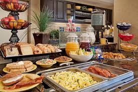 Grand America Breakfast Buffet by The Breakfast Buffet At The Hampton Inn Lawrenceville Photo From