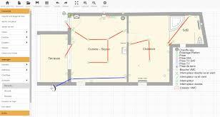 alimentation electrique cuisine plan électrique et schéma électrique d une maison avec archifacile