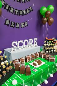 football party decorations kid s football party decorations