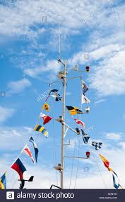 Wooden Nautical Flags Nautical Flags Stock Photos U0026 Nautical Flags Stock Images Alamy