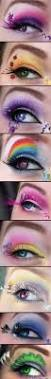 Purple Halloween Eye Makeup by Best 25 Eye Makeup Art Ideas On Pinterest Amazing Makeup