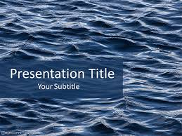 powerpoint templates free download ocean powerpoint template ocean image collections powerpoint template