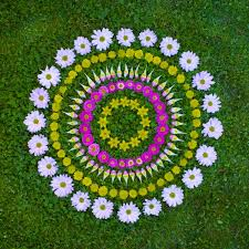 imagenes de mandalas naturales never thought flowers can be beautifully designed like these wow