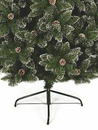 buy 2 1m 7ft snow tipped rocky mountain pine tree from