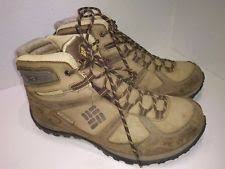 columbia womens boots size 9 columbia yama mid leather outdry s hiking boots size 9 b