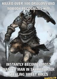 Dragonborn Meme - dragonborn hasnt a lot of friends if you understand me meme by