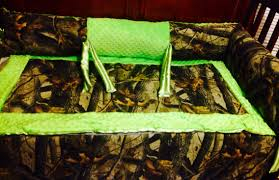 Camouflage Bedding For Cribs Popular Items For Lime Green Camo On Etsy Baby Things