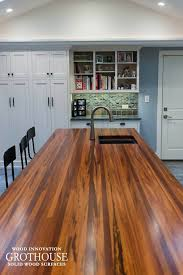 kitchen counter islands 162 best kitchen islands with wood countertops images on