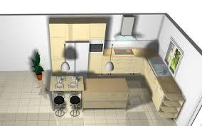 idee cuisine en l idee plan cuisine on decoration d interieur moderne ilot de cuisine